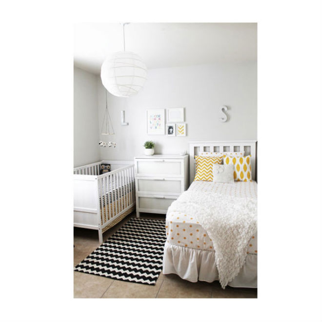 Bedroom Ideas Room Sharing With Baby
