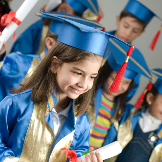 Why We Should Still Celebrate Kindergarten Graduation