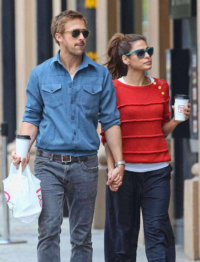 Eva Mendes finally opens up about the baby! - Today's Parent
