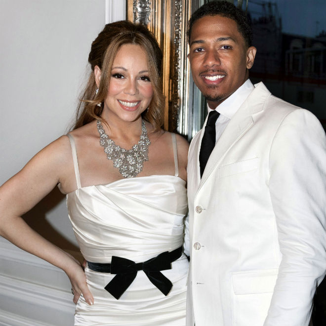 Mariah Carey Nick Cannon split