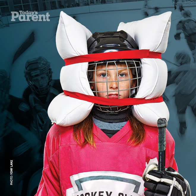 New Concussion Recommendations For Kids >> Concussions Tackling The Hockey Problem Head On Today S Parent