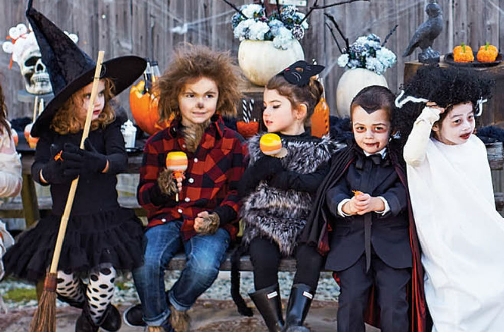 7 DIY Halloween costumes for kids - Today's Parent