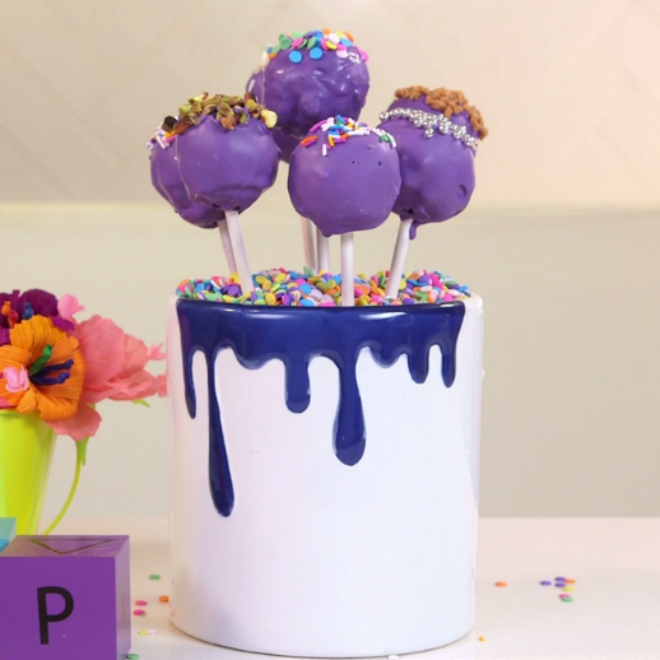 How To Chill Cake Pops