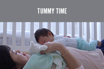 Baby Tummy Time Tips Video Today S Parent