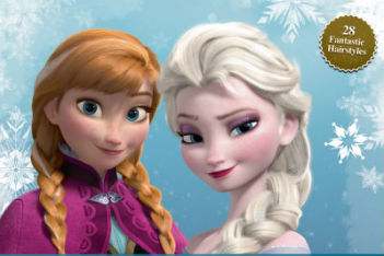 Frozen hairstyle how-to: 3 looks from the movie