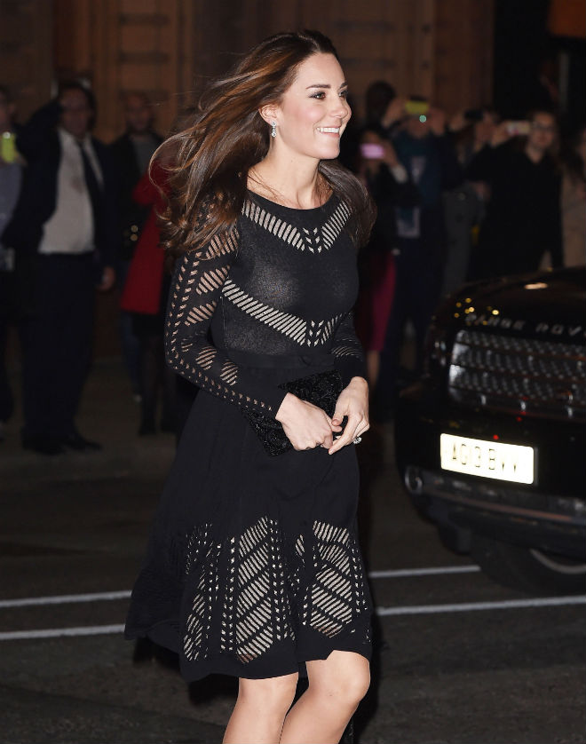 Kate Middleton pregnant photos