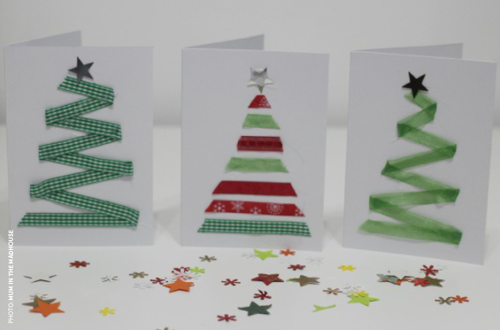 11 Homemade Holiday Cards Today S Parent