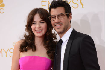 It's a girl for Zooey Deschanel (Update: the name!)