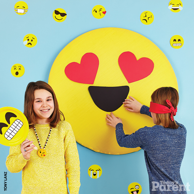 Emoji Birthday Party Article Todays Parent