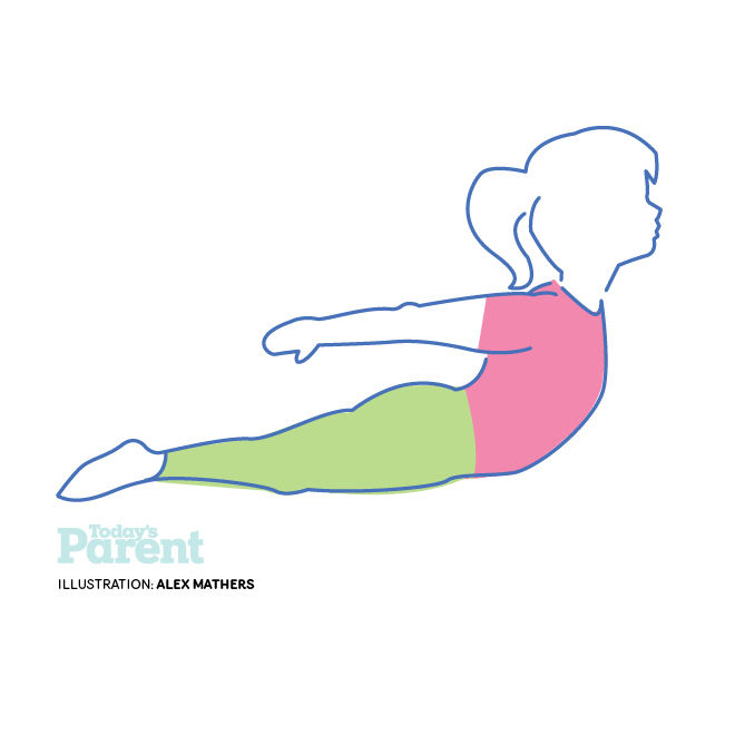 6 Easy Yoga Poses For Kids