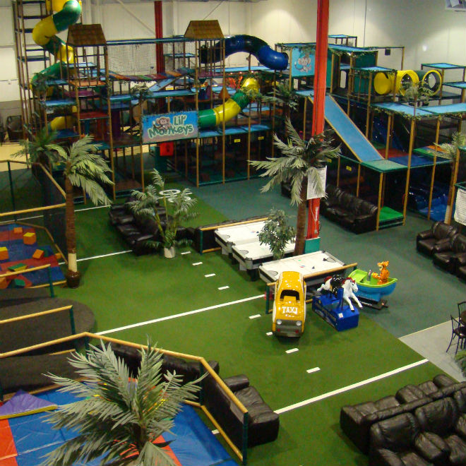 Best Indoor Playgrounds In Canada Today S Parent