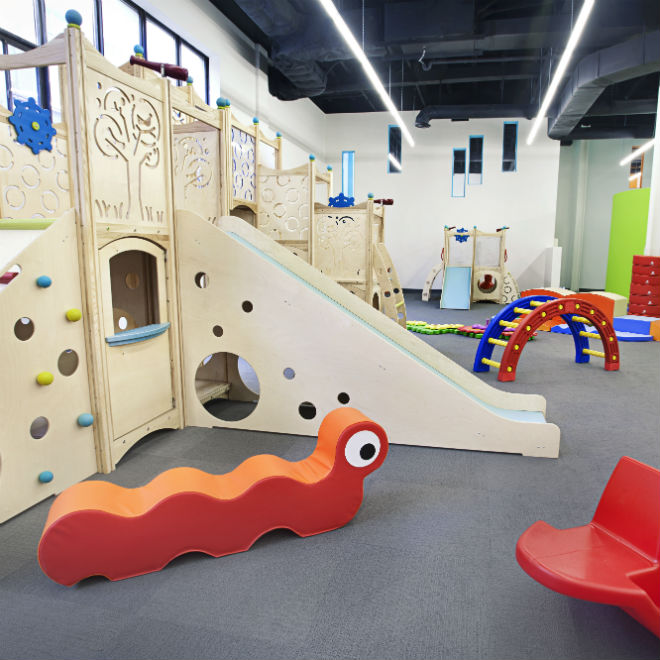 Sprouts Indoor Playground Toronto
