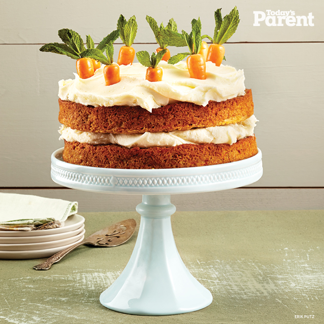 How To Make Icing Carrots For Carrot Cake