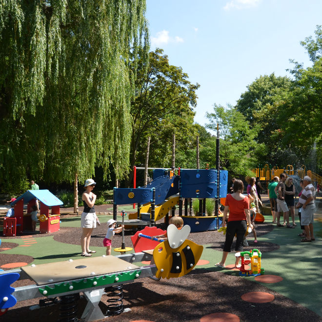 9 Great Toronto Playgrounds Today S Parent