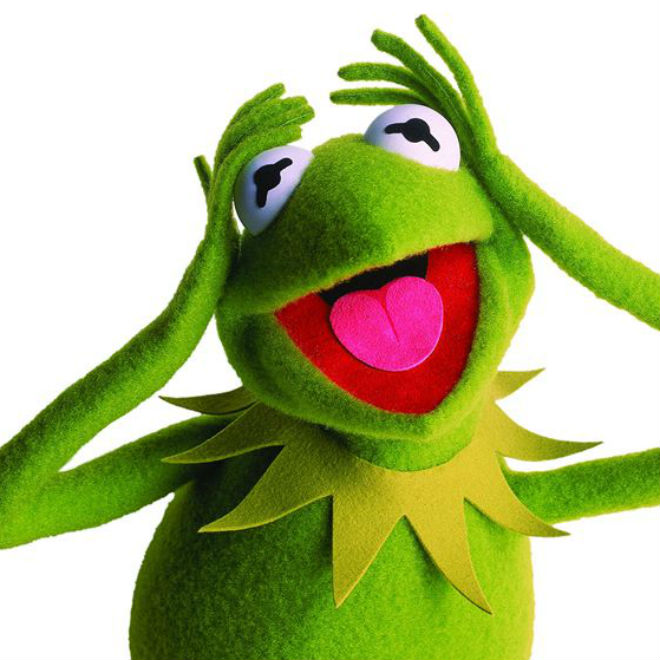 Photo: Kermit the Frog Facebook page