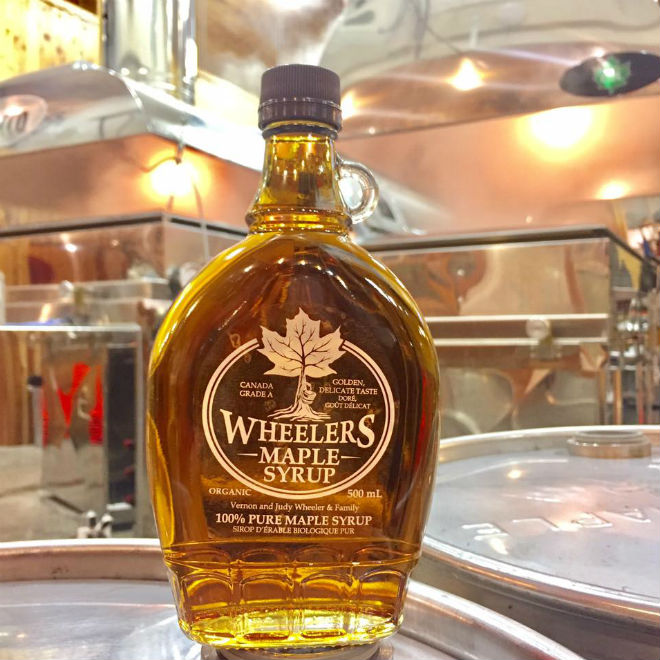 Wheelers Maple Syrup