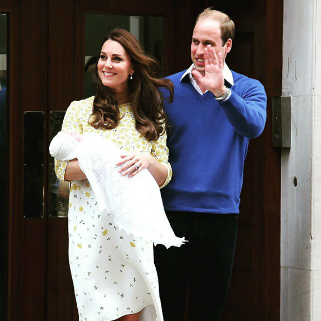 Princess Charlotte Birth Certificate + Updates!