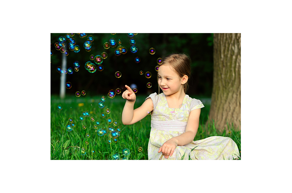 1. Popping bubbles