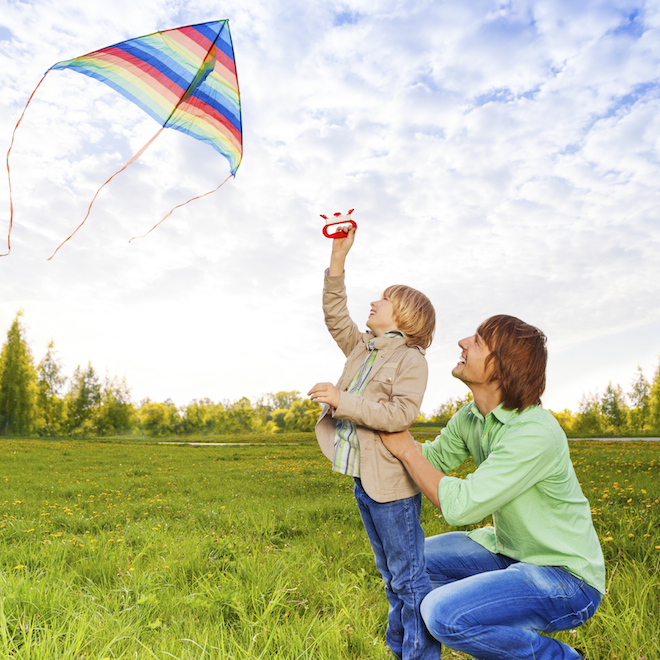 4 tips for successful kite-flying