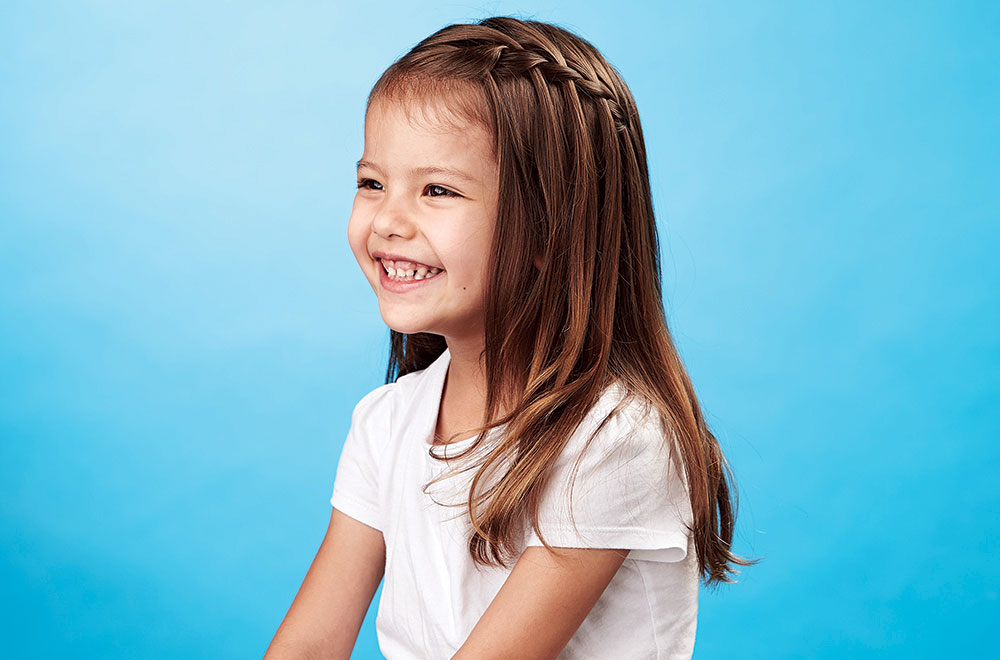 Kids Hair 5 Quick And Easy Braids Today S Parent