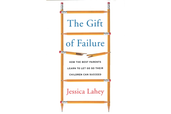 cover art for the book the girt of failure