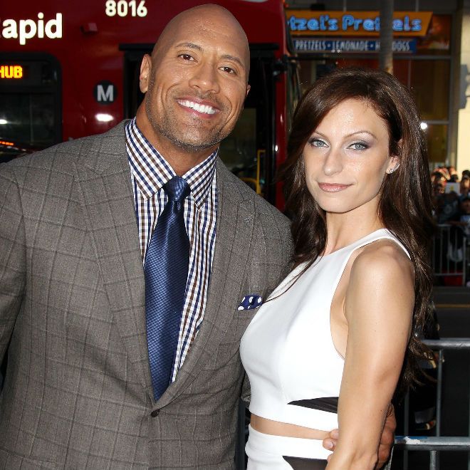 Dwayne The Rock Johnson Baby On The Way Gif Time