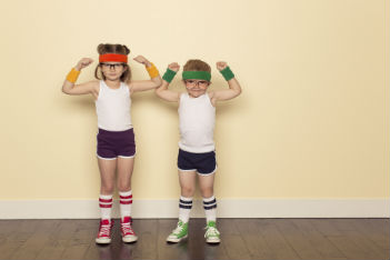 15 ways to keep kids active indoors (even if you don't have much space)
