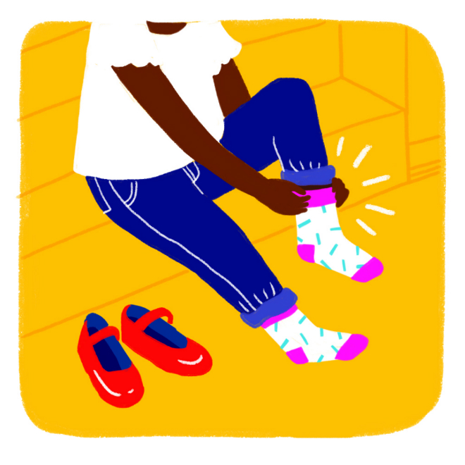 How to stretch out those tight new shoes - Today's Parent