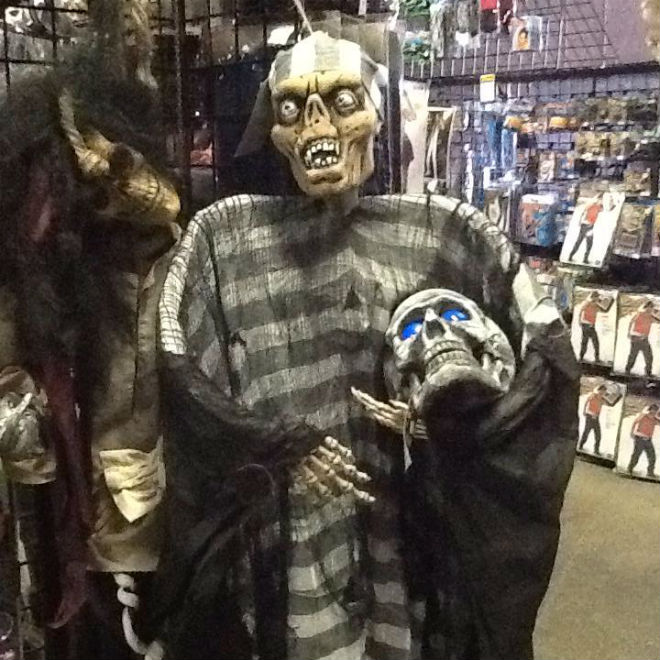 Well, question no longer, Spirit Halloween is your number one stop for all things Halloween in Ottawa, ON. *We are located former Sears, St Laurent Centre. At a store near you, you will find the best Halloween costumes and Halloween decorations that will have you ready for a spooktacular celebration.