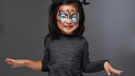 11 easy Halloween face painting tutorials
