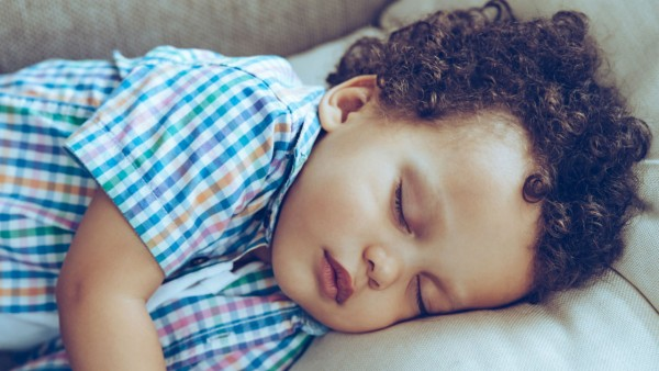 Is your child ready to stop naptime?
