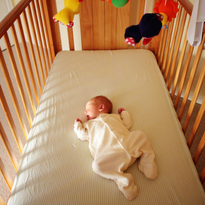 How To Elevate Bassinet Mattress For Reflux