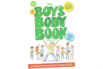 book cover for Boy's Body Book