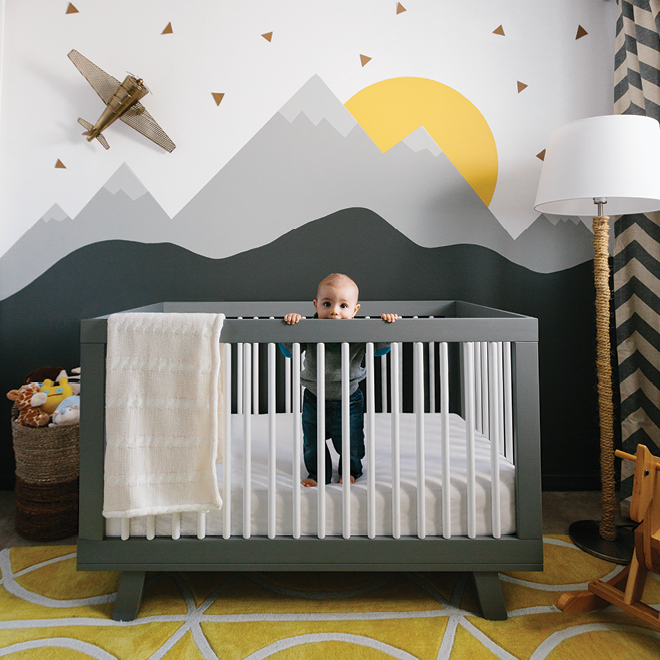 Modern Nursery Ideas: How To Design A Modern Nursery