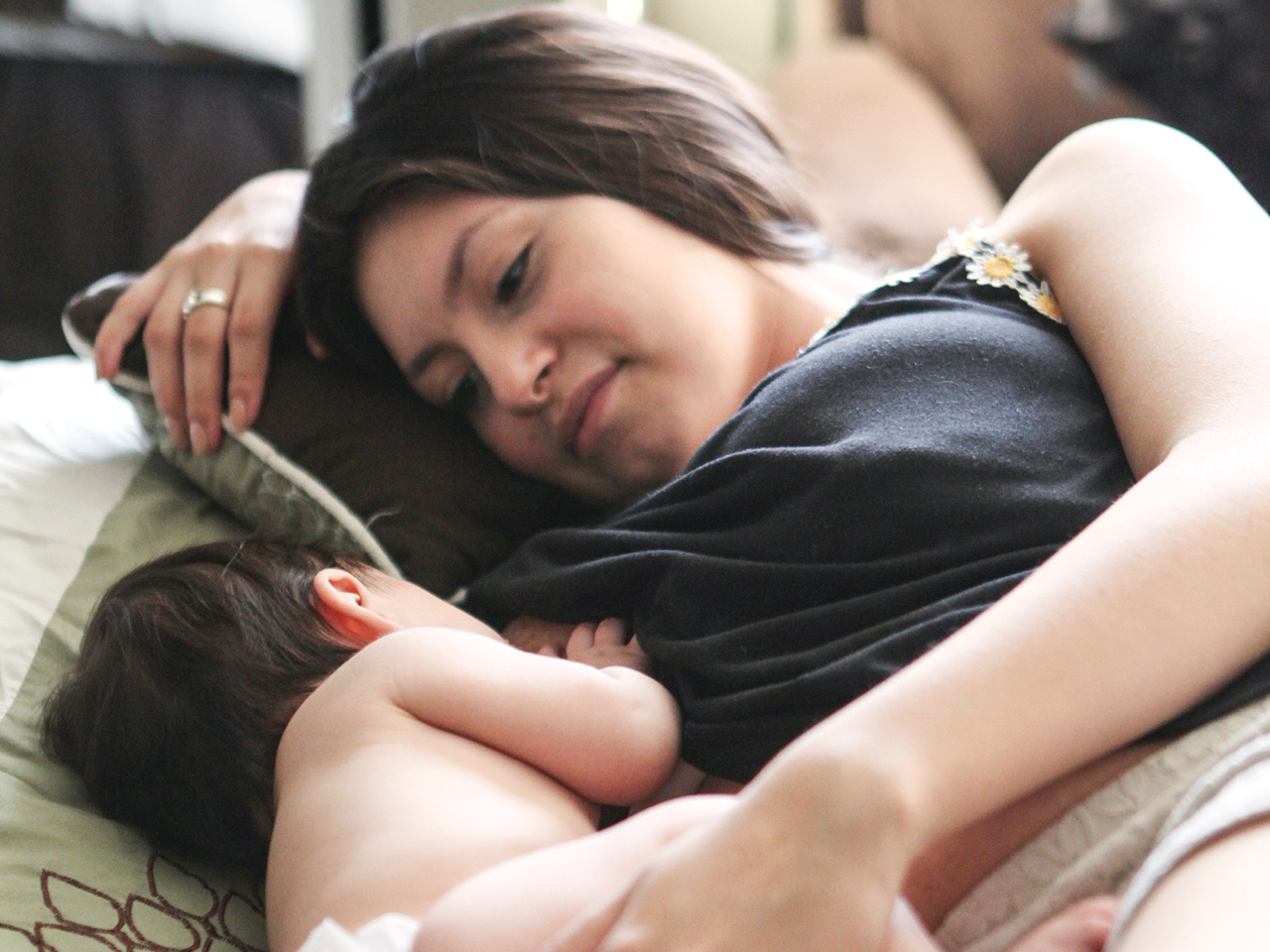 how to get pregnant when breastfeeding