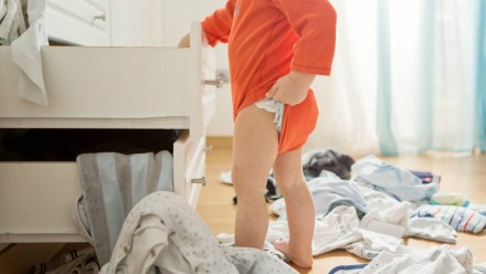 Is my toddler's bad behaviour normal?