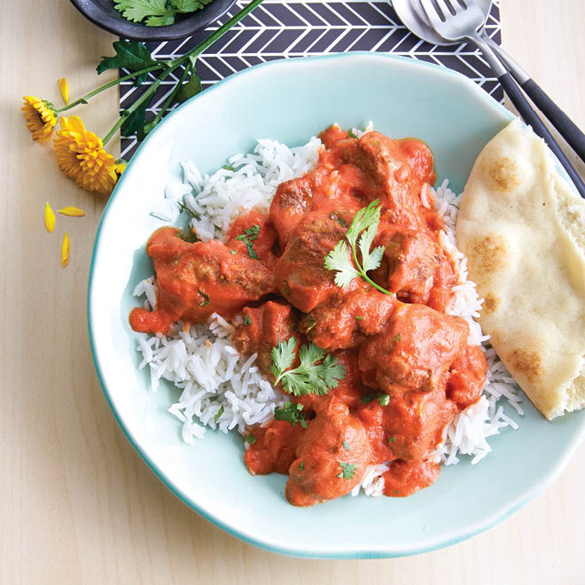 Easy Butter Chicken