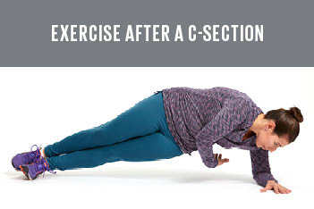 Exercise After C Section 5 Safe Moves Video Today S Parent