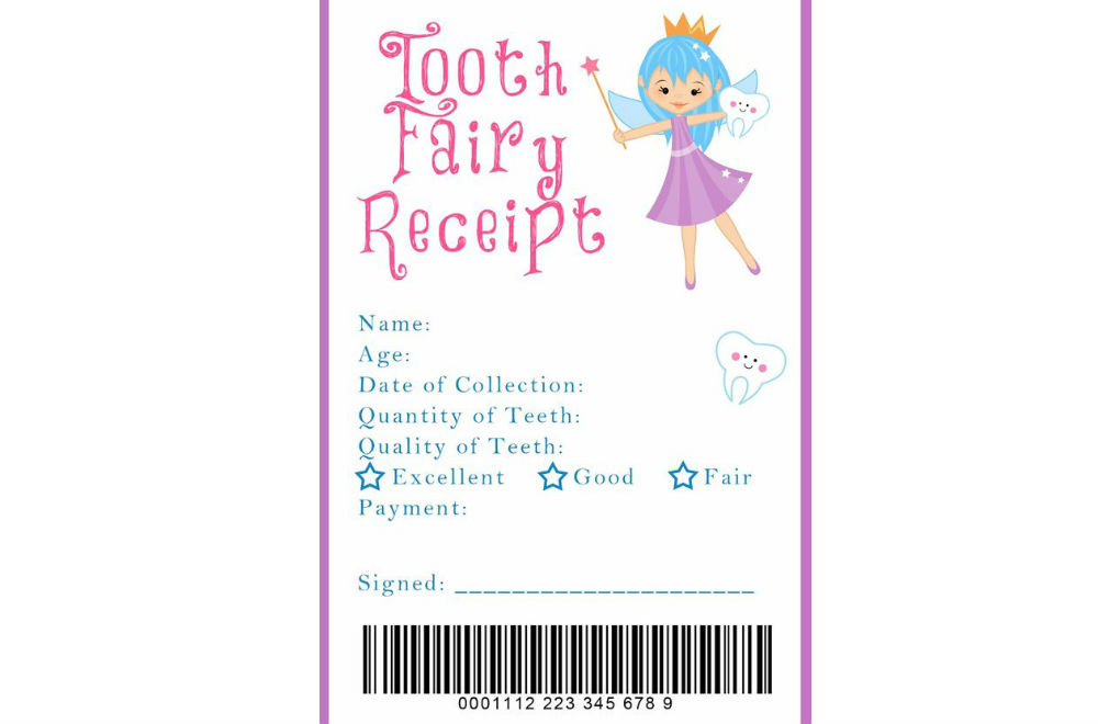 7 fun Tooth Fairy ideas