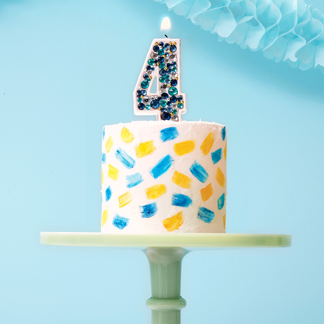 10 Super-easy Cake Decorating Ideas