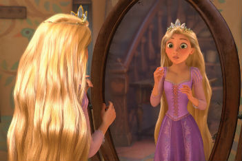 You won't believe what Rapunzel looks like in the new Tangled TV series -  Today's Parent