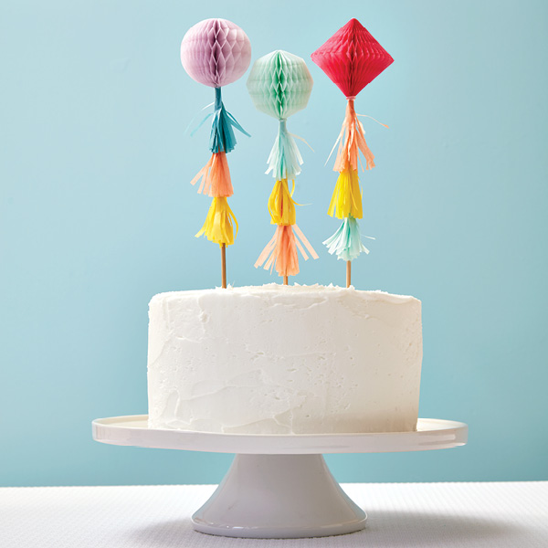 23 Easy Diy Cake Toppers Today S Parent