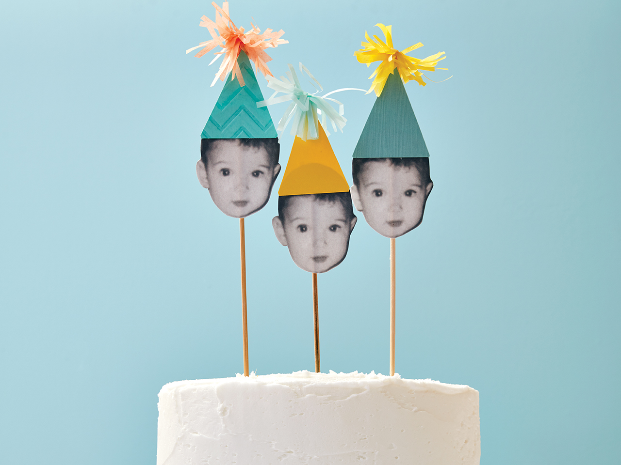23 Easy Diy Cake Toppers Todays Parent