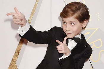 Jacob Tremblay is everyone's favourite nine-year-old right now
