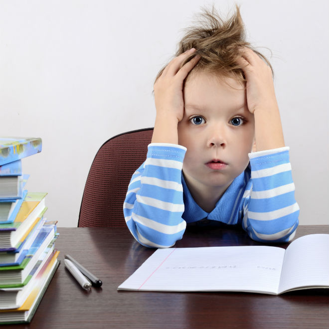 Stop the Homework Insanity and Let Kids Be Kids
