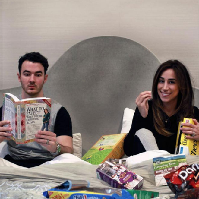 The Jonas Brothers' Kevin Jonas is going to be a dad!