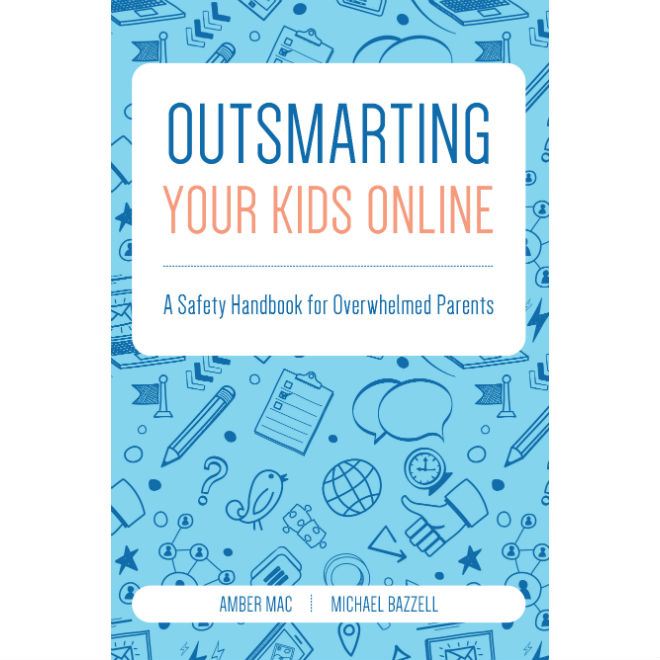 Outsmarting your kids online book cover