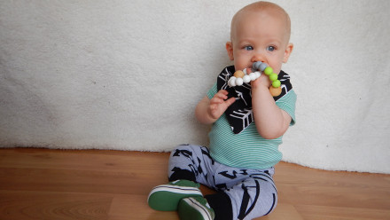 7 teething myths