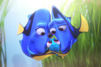 Baby dory and parents- thumb