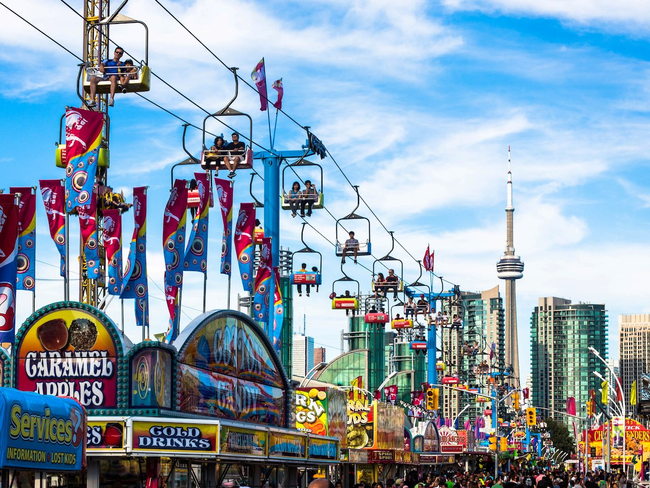 49 things to do in toronto with your kids this summer